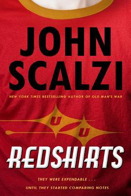 Cover for Redshirts by John Scalzi